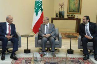 رئيس الحكومة اللبنانية يعلن عن عودة اجتماعات للحكومة عقب الانقطاع منذ أسابيع