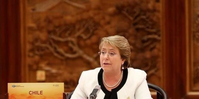 المفوضة الأممية لحقوق الإنسان تعرب عن قلقها العميق حيال العقوبات الأمريكية على فنزويلا