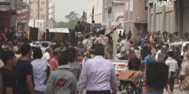 الخارجية الأمريكية تدعو الأطراف المصارعة في مدينة عدن لوقف العنف وبدء حوار لإنهاء الأزمة