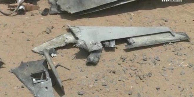التحالف العربي لدعم الشرعية يدمر طائرة مسيرة حوثية أطلقتها الميليشيات الانقلابية باتجاه أبها